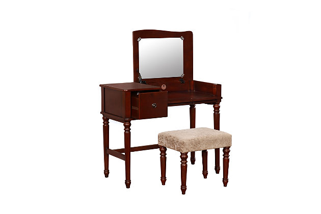 Wyndham Vanity Set, , large