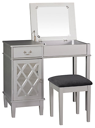 Lattice Vanity Set, , rollover