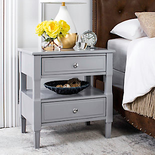 Jenson Two Drawer Night Stand, , rollover