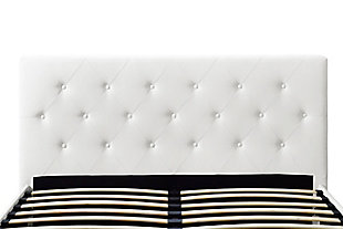 Bethanny Queen Upholstered Bed, , large