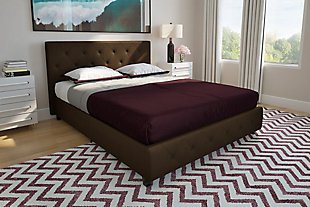 Bethanny Queen Upholstered Bed, , rollover
