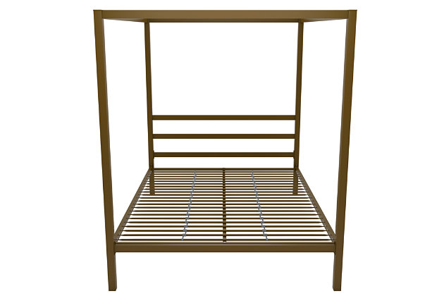 Ashton Queen Canopy Bed, , large