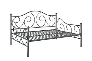 Tori Full Size Metal Daybed, , rollover