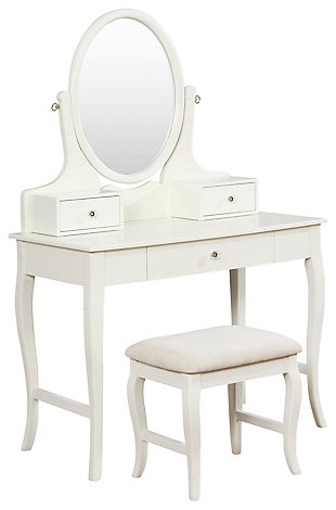 Callie Vanity Set, , large