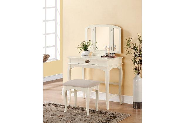 Riley Vanity Set, , large