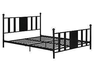 Langham Metal Full Bed, , large