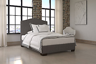 Gavin Full Upholstered Bed, , rollover