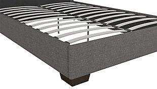 Gavin Full Upholstered Bed, , large