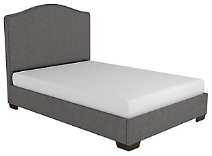 Gavin Full Upholstered Bed, , large