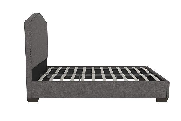 Gavin Full Upholstered Bed Headboard, , large