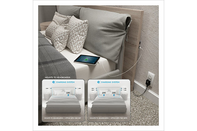 2-Port USB Charging System, , large