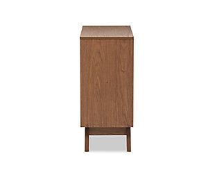 Hildon Wood 4-Drawer Storage Chest, , large