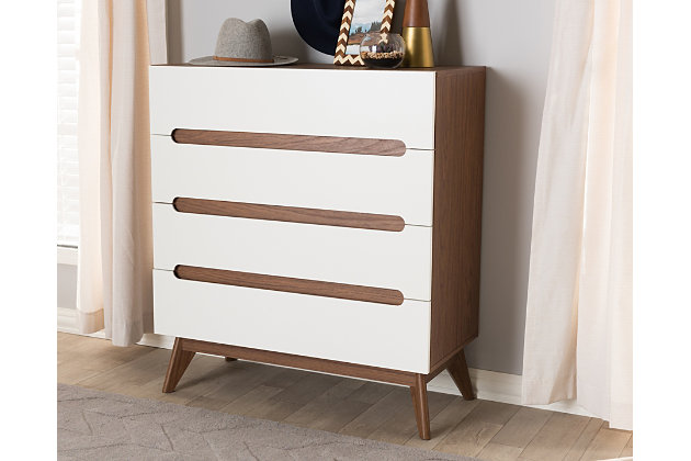 4 Drawer Chest, , large