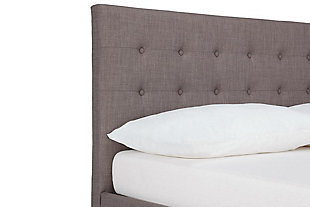 DHP Atwater Living Sydney Full Upholstered Bed with Storage, , large
