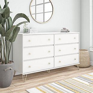 Finley 6 Drawer Dresser, , rollover