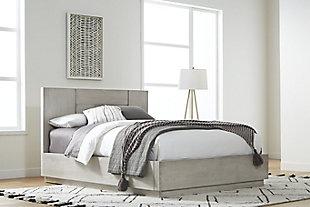Modus Furniture Destination Full Panel Bed, , rollover