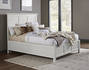 Modus Furniture Paragon Full Panel Bed, , rollover