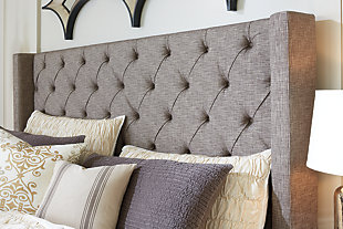 for wonderful upholstered headboards queen headboard bed amazing