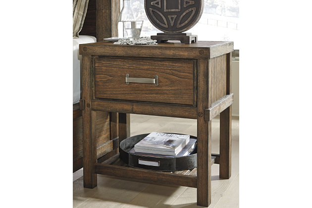 Leystone Nightstand, , large