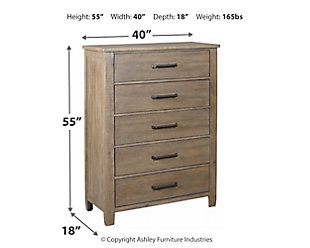 Aldwin Chest of Drawers, , large