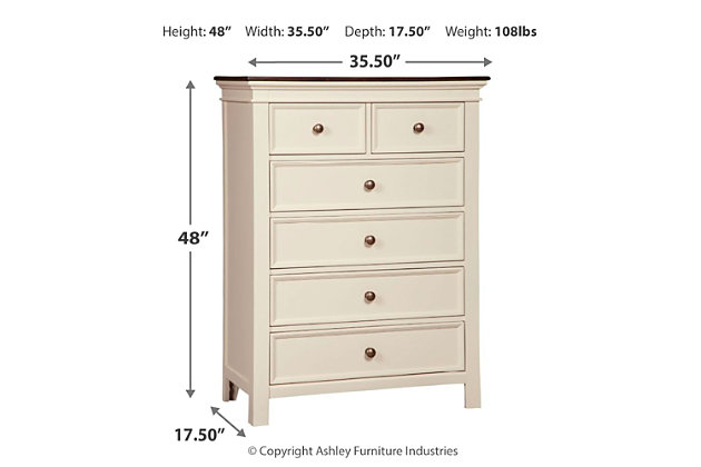 Woodanville Chest of Drawers, , large