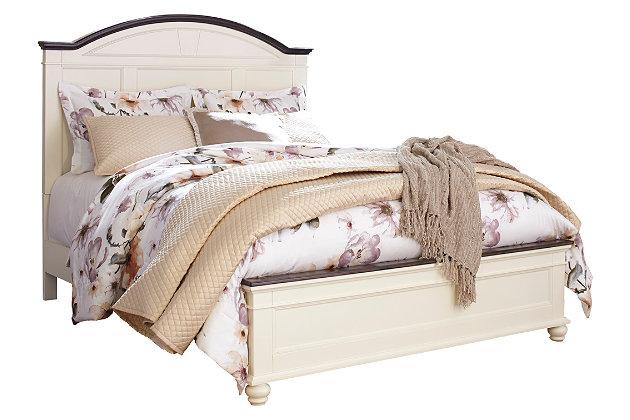 Woodanville King Panel Bed, , large