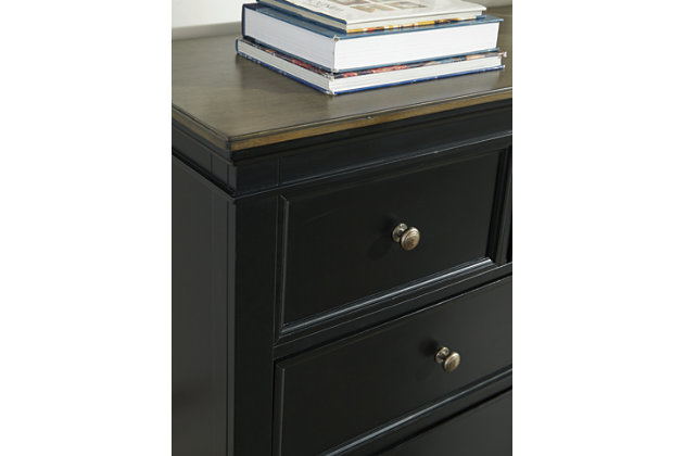 Froshburg Chest of Drawers, , large