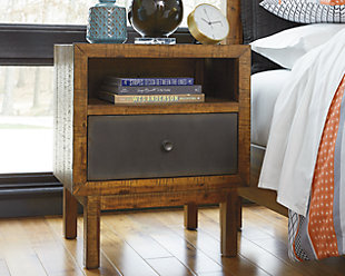 Harlynx Nightstand, , large