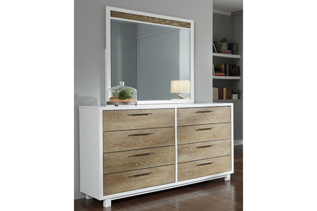 Gardomi Dresser and Mirror, , large