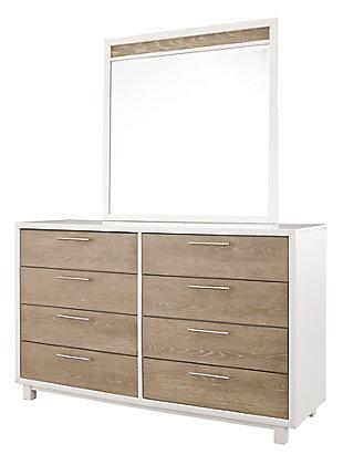 Gardomi Dresser and Mirror, , large