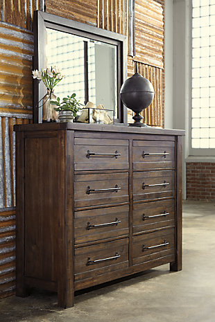 Starmore Dresser And Mirror Ashley Furniture Homestore