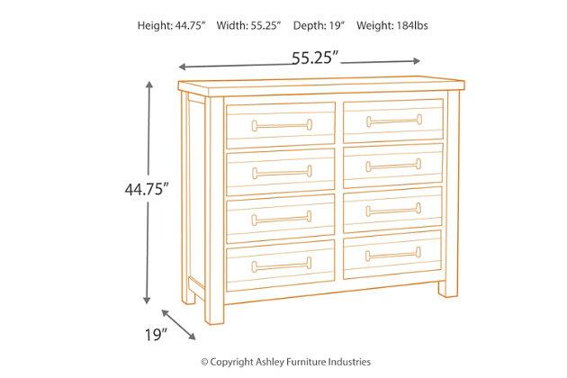 Starmore Dresser, , large