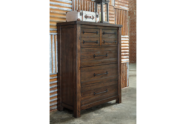 Starmore chest of drawers ashley furniture homestore for Starmore ashley furniture bedroom