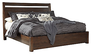 Starmore King Bed with Memory Foam Mattress, , large
