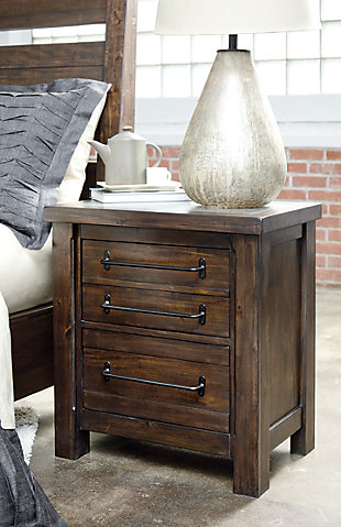 Nightstands ashley furniture homestore for Starmore ashley furniture bedroom