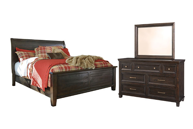 Townser 5-Piece Queen Bedroom, , large
