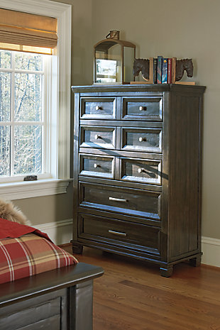 Townser Chest of Drawers, , large
