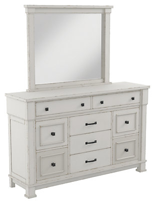 Jennily Dresser and Mirror, , large