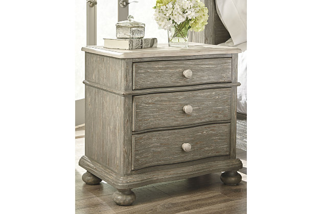 Marleny Nightstand, , large