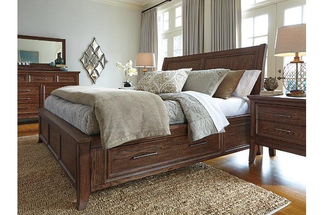 Mardinny Queen Platform Bed Ashley Furniture Homestore