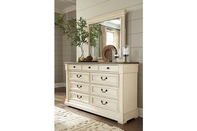 Bolanburg Dresser And Mirror Ashley Furniture Homestore