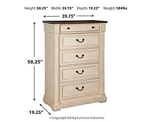 Bolanburg Chest of Drawers, , large