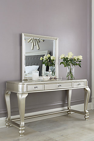 Coralayne Vanity and Mirror, , rollover