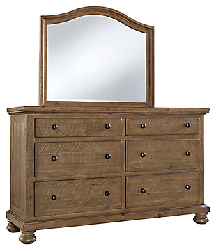 Trishley Dresser and Mirror, , large