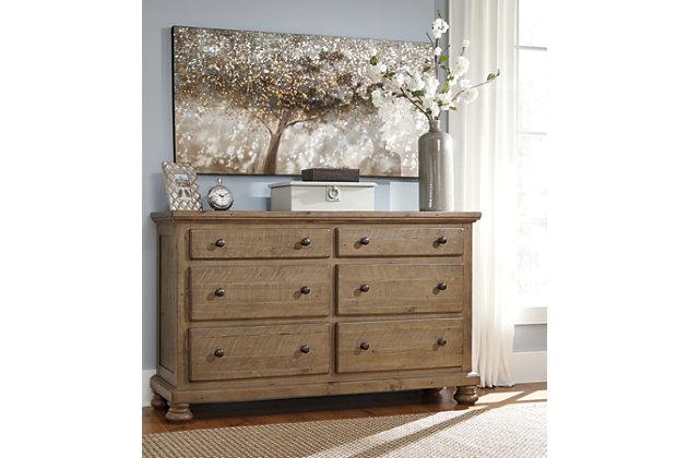 Trishley Dresser, , large