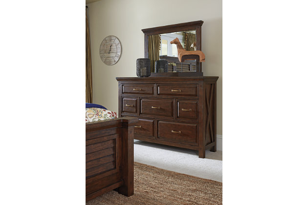 Windville Dresser and Mirror, , large