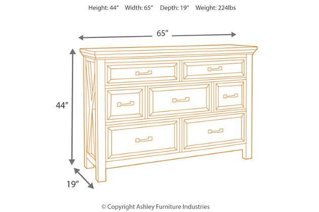 Windville Dresser, , large