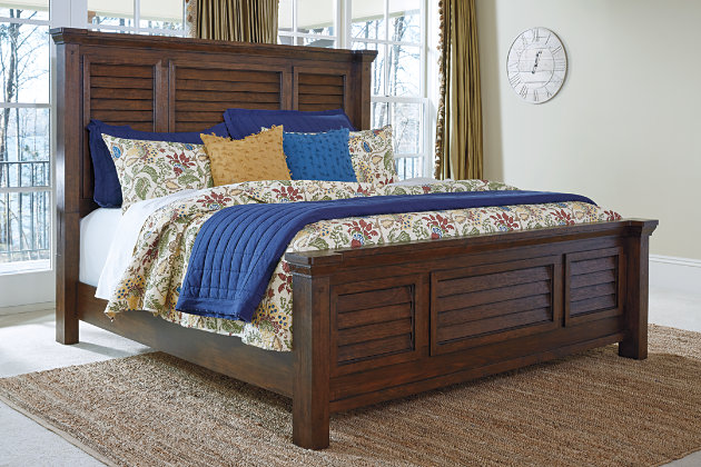 Ashley Furniture Queen Bed Ashley Furniture Alamadyre Panel Bedroom Set Signature Design By