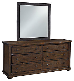 Zenfield Dresser and Mirror, , large
