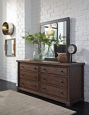 Zenfield Dresser and Mirror, , rollover